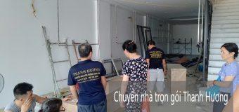 Quyết Đạt Chuyển văn phòng trọn gói tại phố Cổ Linh