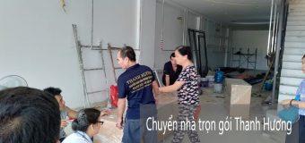 Dịch vụ chuyển nhà trọn gói 365 tại phố Ngô Thì Sĩ