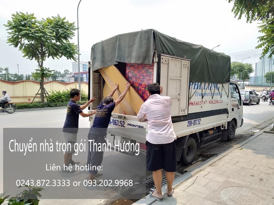 Chuyển nhà Thanh Hương tại phố Trung Mầu
