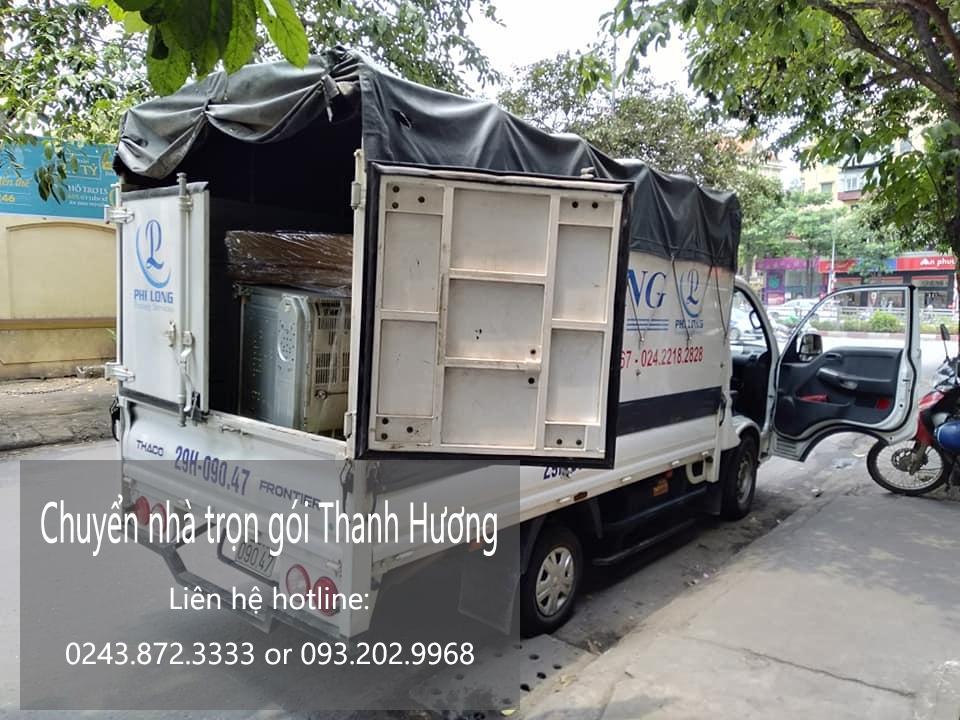 Dịch vụ chuyển nhà trọn gói 365 tại phố Võ Thị Sáu