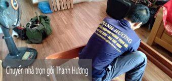 Dịch vụ chuyển nhà trọn gói 365 tại phố Trần Nguyên Hãn 2019