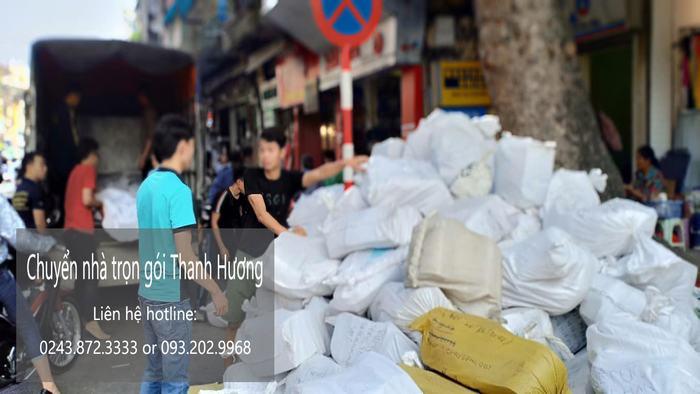 Dịch vụ chuyển nhà trọn gói 365 tại phố Giang Biên