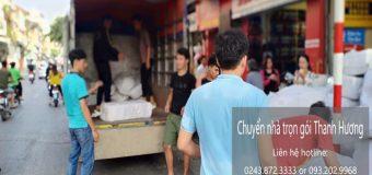 Chuyển nhà trọn gói tại phố Hàng Bún