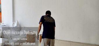Chuyển nhà trọn gói giá rẻ tại phường Mai Động