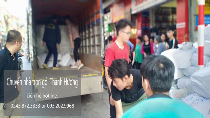 Dịch vụ chuyển nhà trọn gói tại phố Đình Ngang