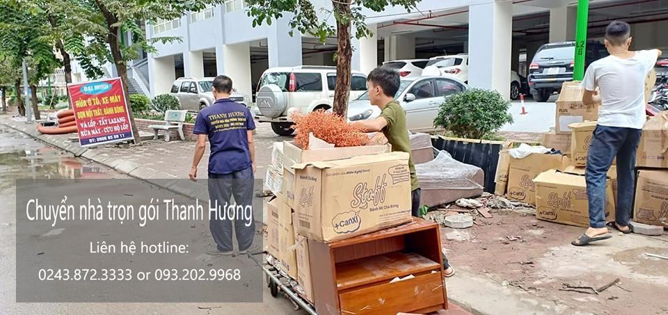 Chuyển nhà trọn gói 365 tại phố Đường Thành