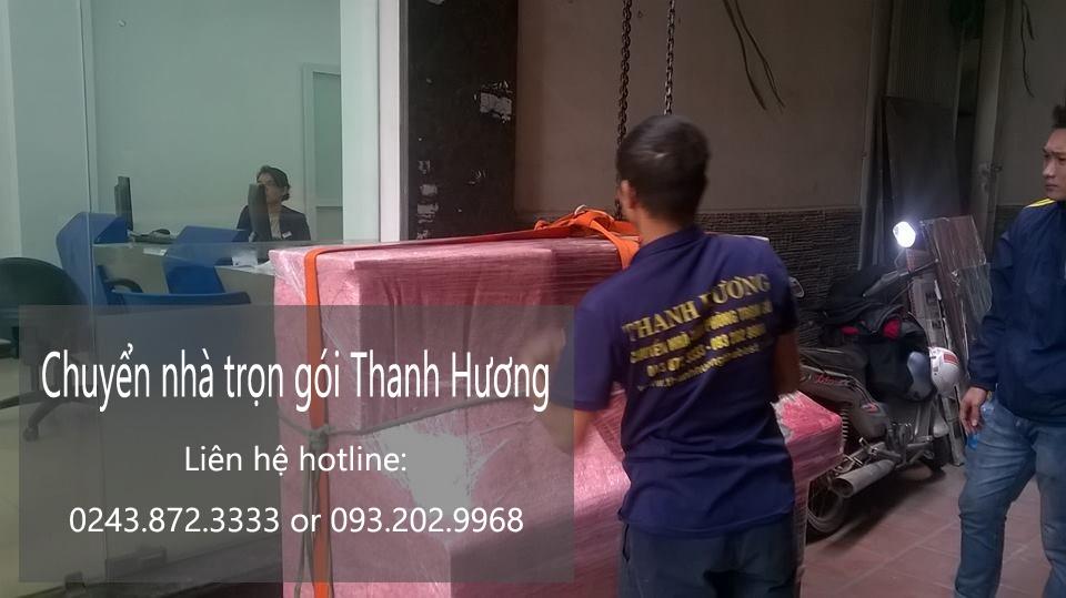 Dịch vụ chuyển nhà trọn gói 365 tại đường La Thành