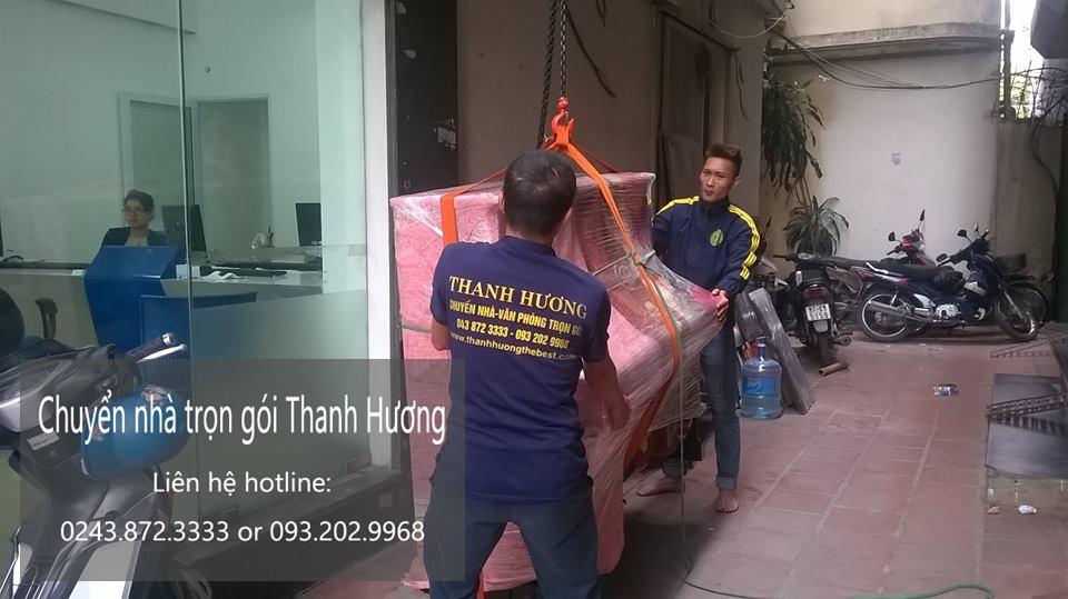 Chuyển nhà trọn gói tại phố Thượng Thanh