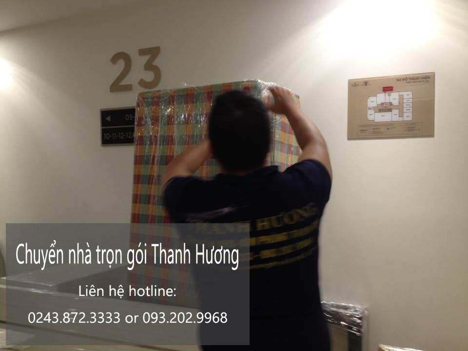 Dịch vụ chuyển nhà trọn gói 365 Thanh Hương tại phố Trần Quốc Vượng