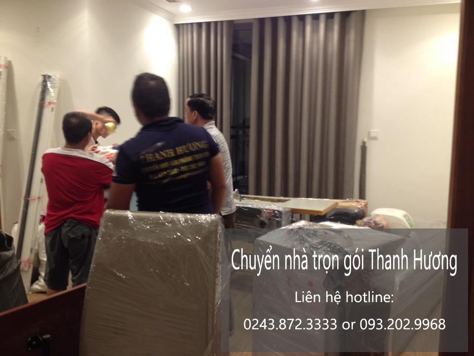 Chuyển nhà trọn gói 365 tại phố Phan Huy Ích