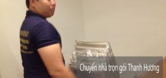 Chuyển nhà trọn gói 365 tại phố Phạm Hồng Thái
