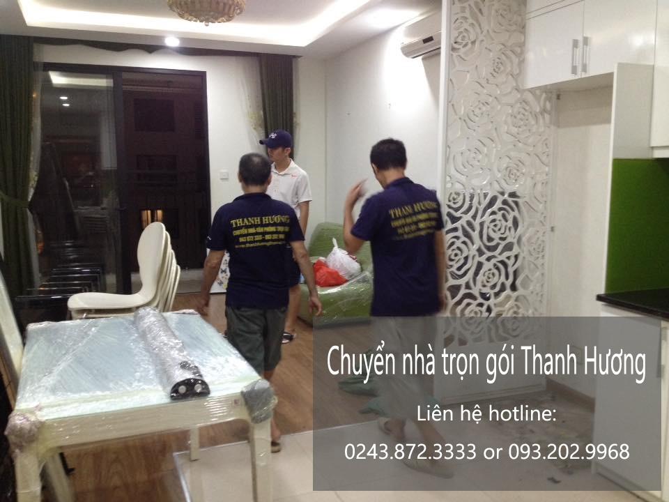 Dịch vụ chuyển nhà trọn gói 365 tại đường Trần Hưng Đạo