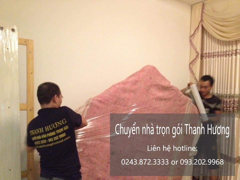 Dịch vụ chuyển nhà trọn gói 365 tại phố Cổ Tân