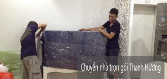 Dịch vụ chuyển nhà trọn gói 365 tại phố Dịch Vọng Hậu