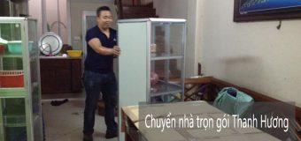 Dịch vụ chuyển nhà trọn gói 365 tại phố Nguyễn Chánh