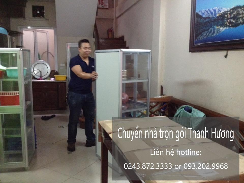 Chuyển nhà trọn gói 365 tại phố Lê Thanh Nghị