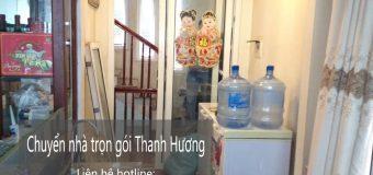 Chuyển nhà trọn gói 365 tại phố Thanh Yên