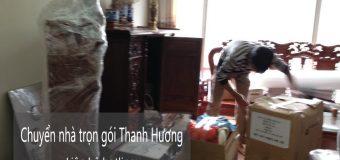 Dịch vụ chuyển nhà trọn gói 365 tại phố Nguyễn Tri Phương