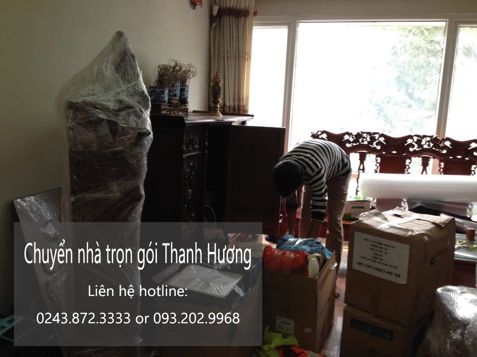 Chuyển nhà trọn gói 365 tại phố Đông Thiên