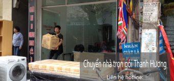 Dịch vụ chuyển nhà 365 tại phố Kiến Hưng