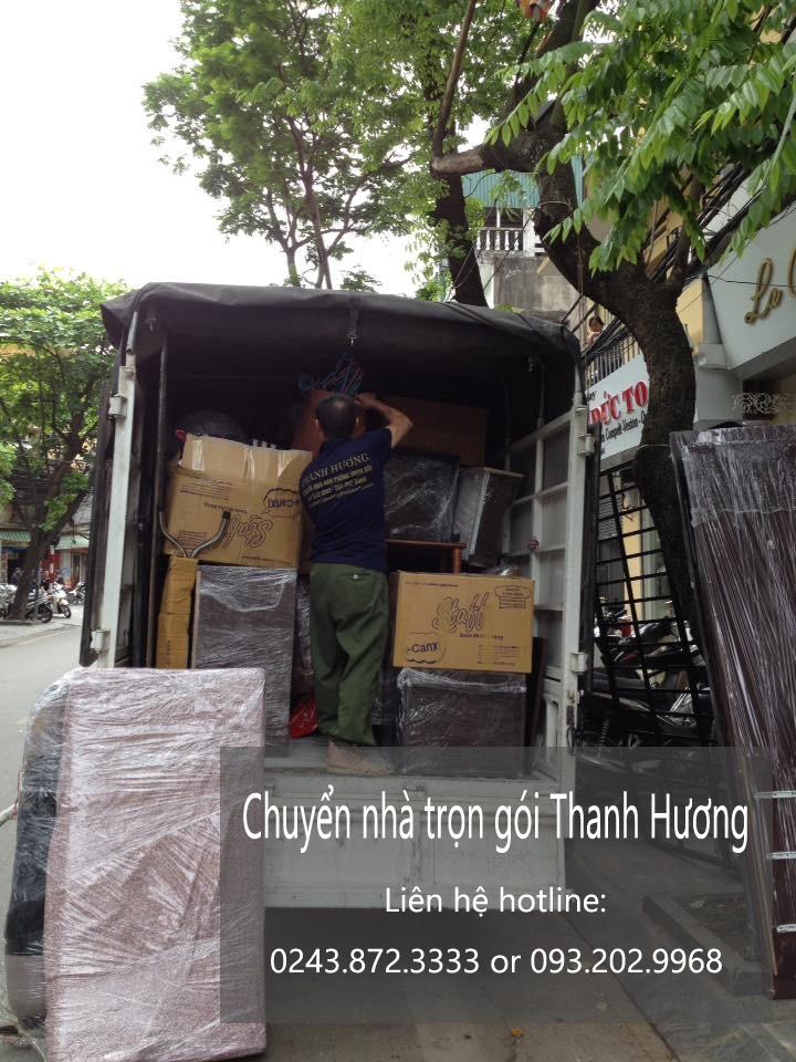 Xe tải chuyển nhà trọn gói 365 tại phố Kim Đồng