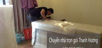 Dịch vụ chuyển nhà trọn gói 365 tại phố Lê Phụng Hiếu