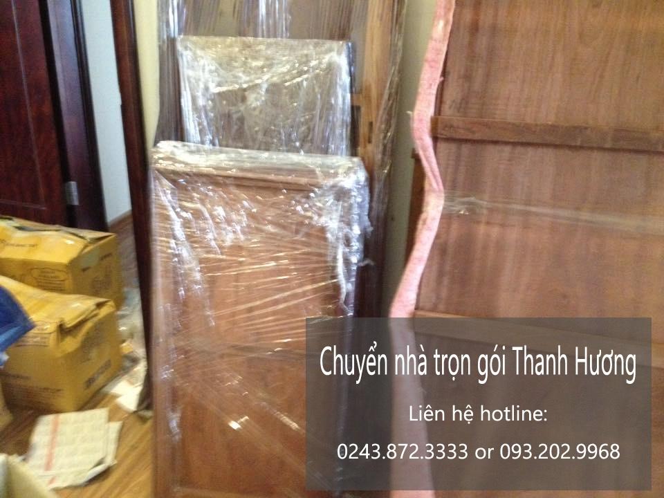 Chuyển nhà trọn gói 365 tại phố Lê Lai