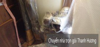 Chuyển nhà và văn phòng trọn gói tại phố Tôn Thất Thiệp