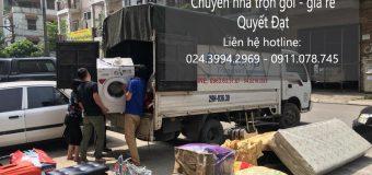 dịch vụ chuyển nhà Thanh Hương tại đường ngọc trì
