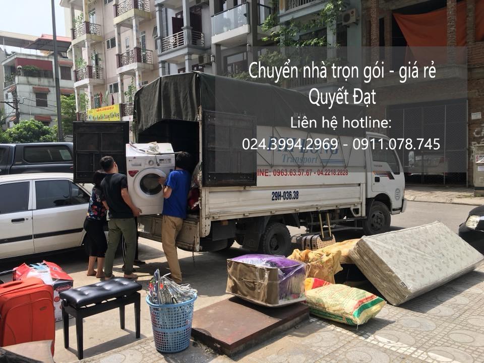 Dịch vụ chuyển nhà Thanh Hương giảm giá 30%.