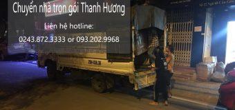 Dịch vụ chuyển nhà trọn gói 365 tại đường Lê Duẩn
