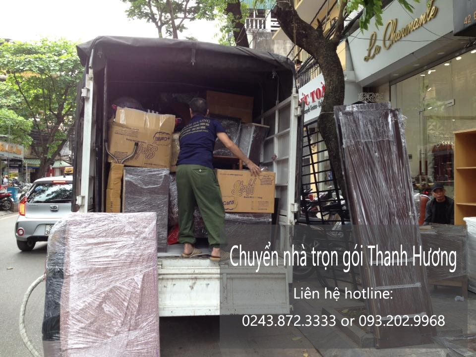 Chuyển nhà trọn gói 365 tại phố Tràng Tiền