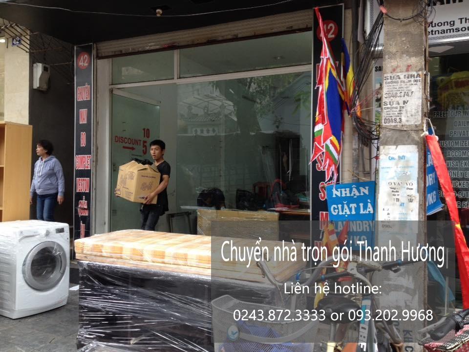 Chuyển nhà trọn gói 365 tại phố Tô Tịch