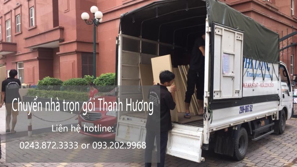 Chuyển nhà trọn gói 365 tại phố Tô Ngọc Vân
