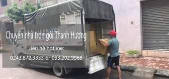 Dịch vụ chuyển nhà trọn 365 tại phố Đông Thái