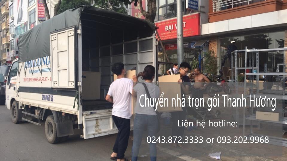 Chuyển nhà trọn gói 365 tại đường Quang Tiến