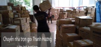 Dịch vụ chuyển nhà trọn gói 365 tại phố Kim Giang