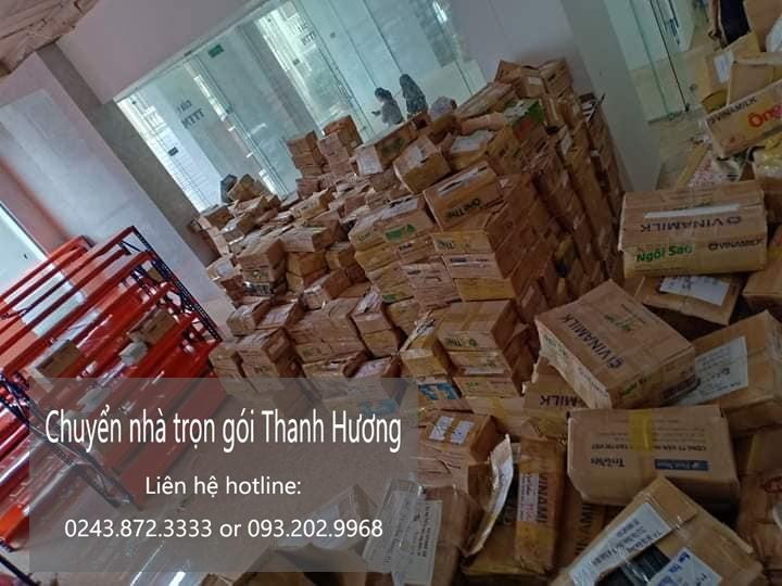 Dịch vụ chuyển nhà 365 tại phố Lê Văn Linh