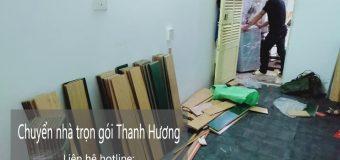 Dịch vụ chuyển nhà trọn gói 365 tại phố Lê Thạch 2019