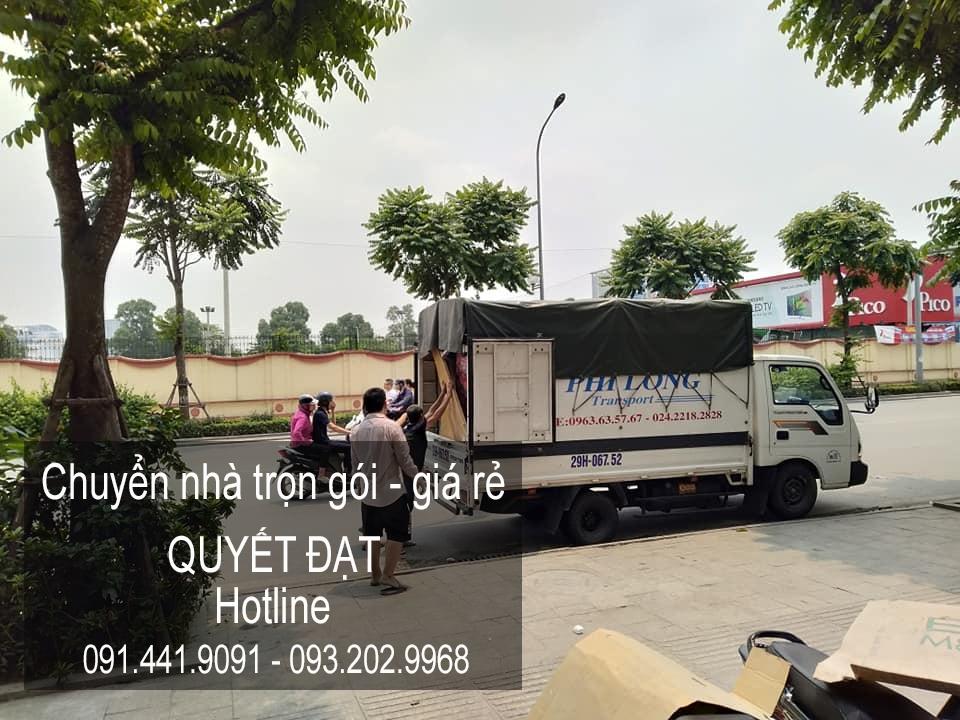 Chuyển nhà 365 uy tín tại phố Nguyễn Bình