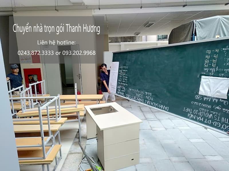 Dịch vụ chuyển nhà Thanh Hương tại xã Tân Dân