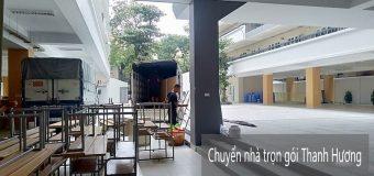 Dịch vụ chuyển nhà trọn gói 365 tại xã Nam Phong