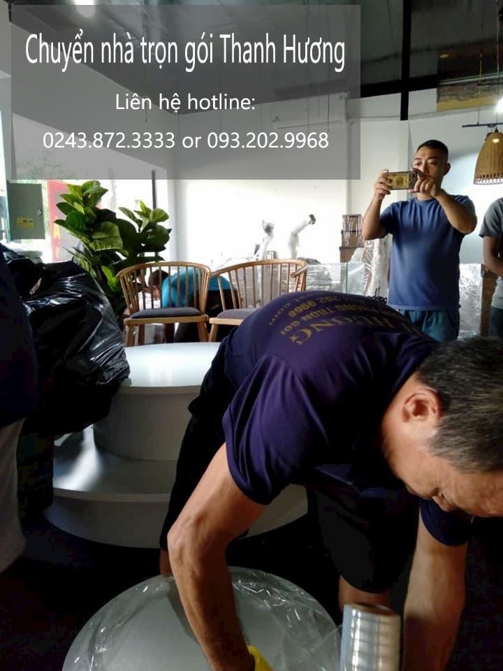 dịch vụ chuyển nhà tại hà nội của Thanh Hương