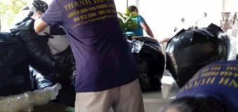 Dịch vụ chuyển nhà trọn gói 365 tại xã Minh Tân