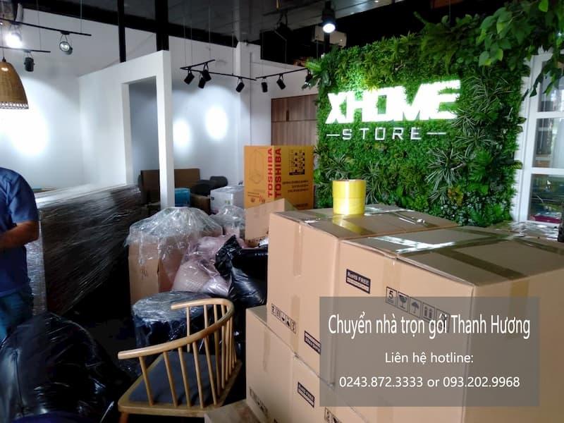 Chuyển nhà trọn gói 365 phố Chợ Gạo đi Quảng Ninh