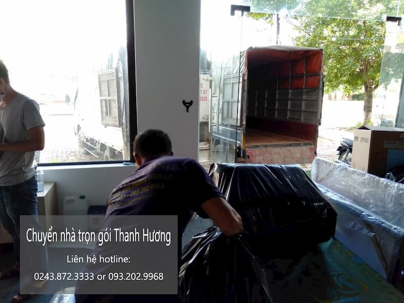 taxi tải giá rẻ hà nội chuyển nhà phố Ngọc Hà