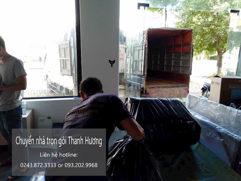 Dịch vụ chuyển nhà phố Nguyễn Thiếp đi Quảng Ninh