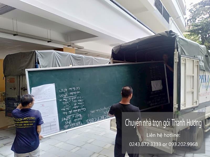 Dịch vụ chuyển nhà tại xã Hồng Thái