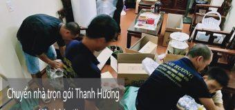 Dịch vụ chuyển nhà trọn gói 365 tại phường Hàng Bài.