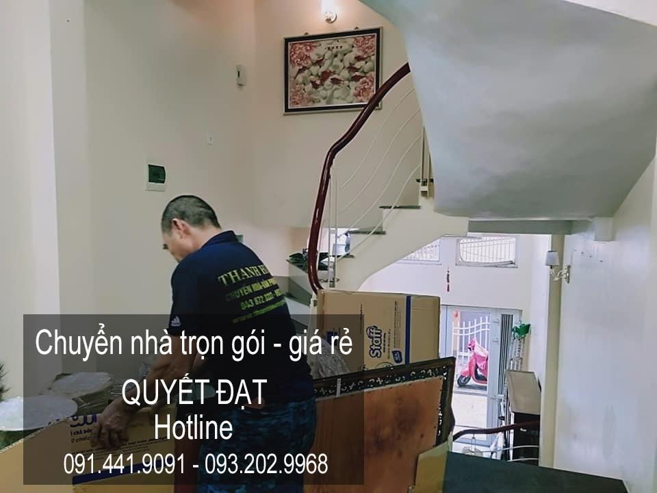 Dịch vụ chuyển nhà trọn gói tại đường Nguyễn Trãi